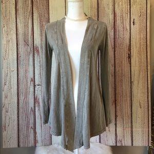 Sweaters - Eco Yoga Acid Washed Cardigan
